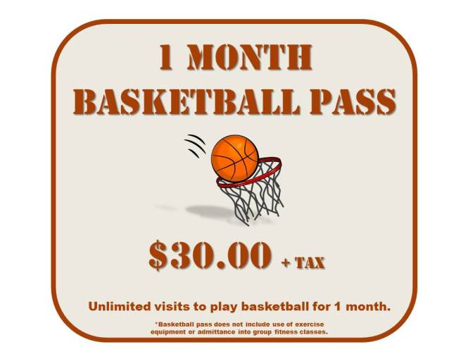 Basketball Pass Flyer