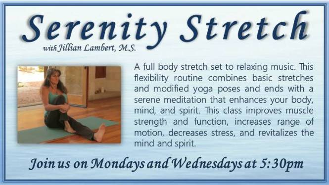 SerenityStretch