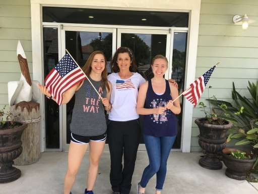 Rockport Fitness wishes everyone a very happy Independence Day!