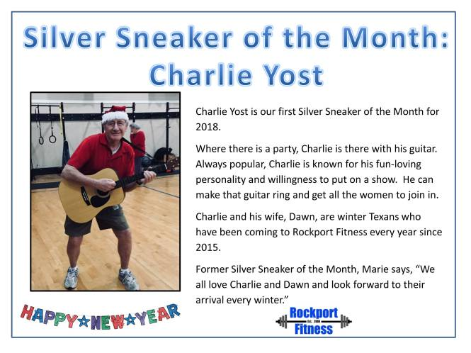 SS of the Month - Charlie